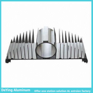 Industrial Aluminum Profile Customer′ Design Different Shapes with Section pictures & photos
