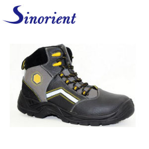 Electric Shock Resistant Water Proof Safety Diabetic Shoes pictures & photos