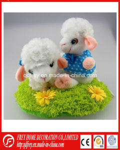 Hot Plush Lamb Toy for Baby Promotion Gift