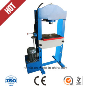 ISO Ce Certified High Quality Gantry Punch Press Machine pictures & photos