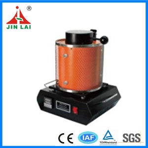 1kg Mini Gold Melting Induction Furnace (JL-MF-1) pictures & photos