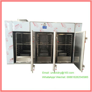 Hot Sale Hot Air Tray Dryer for Herb Powder pictures & photos