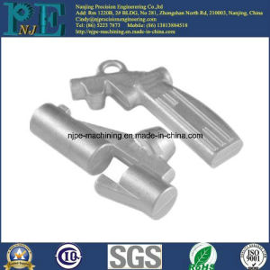 Custom Aluminum Welding Machine Forged Parts pictures & photos