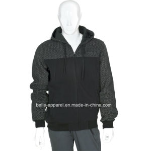 Fashion Design Men Fashion Fleece Hoodies pictures & photos