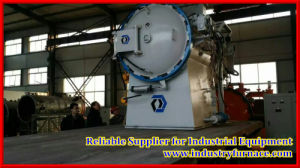 Three Chamber Gas and Oil Double Quenching Vacuum Furnace of Vacuum Heat Treatment Furnace Series pictures & photos