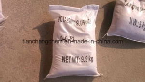 Potassium Sulphate, 100% Water Soluble Sop pictures & photos