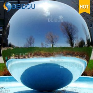 Decorative Inflatable Mini Silver Gold Red Mirror Faceted Balls Inflatable Mirror Ball pictures & photos