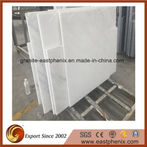 Imported Volakas Marble Tile for Wall/Flooring/Bathroom Tile pictures & photos