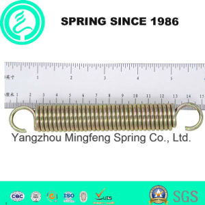 Stainless Steel Tension Spring with Zinc-Plated pictures & photos