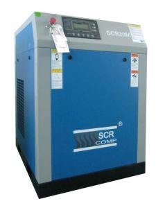 Belt Driven Rotary/Screw Air Compressor (SCR30M Series) pictures & photos