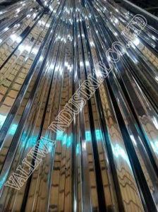 Polished Stainless Steel Tube (304, 316L, 201, 430) pictures & photos