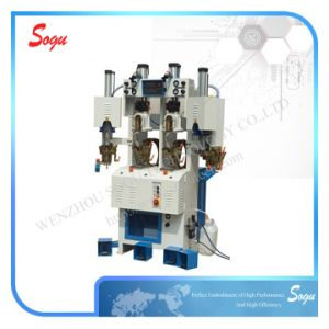 Xx0168 Backpart Moulding Machine Air-Bag Type pictures & photos