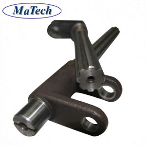 Custom High Precisely Splaine Shaft Steel Lost Wax Casting pictures & photos