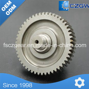 Good Quality Customized Transmission Gear Duplex Gear for Various Machinery pictures & photos