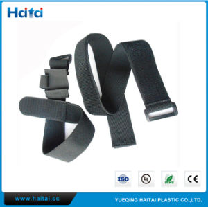 Made in China Factory Price Hook and Loop Durable Plastic Cable Ties pictures & photos