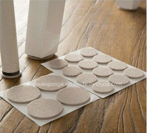 Popular Japanese Skidproof Furniture Felt Sponge EVA Foot Pads pictures & photos