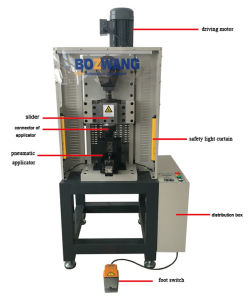 16t Mute Terminal Crimping Machine pictures & photos