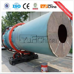 High Performance 1.8*12m Wood Rotary Dryer pictures & photos