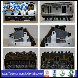 Engine Cylinder Head with Valve&Camshaft&Rocker Arm for Nissan pictures & photos