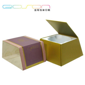 Paper Board Folding Gift Packaging Box/ Cosmetic Box pictures & photos