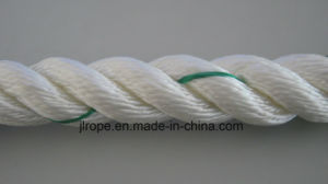100% Nylon Rope 3strand Rope pictures & photos