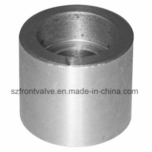 Forged Steel High Pressure Threaded/Sw Half Coupling pictures & photos
