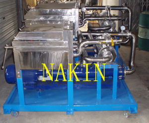 Mobile Portable Separation, Oil-Water, Solid-Liquid Oil Filter Equipment pictures & photos