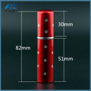 Mini Portable Aluminum Refillable Perfume Bottle with Spray pictures & photos
