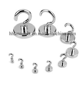 Permanent NdFeB Magnetic Hooks with Strong Magnetism pictures & photos