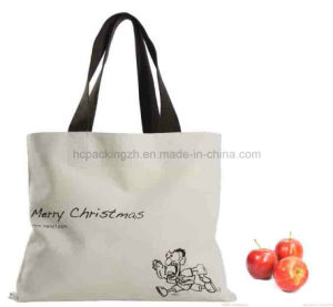 12oz Raw Canvas Bag for Shopping (HC00150619004) pictures & photos
