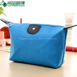 Polyestertravel Toiletry Bags Washable Makeup Bag Custom Cosmetic Pouch pictures & photos