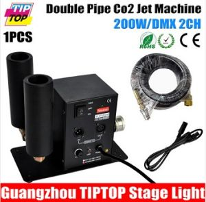 Double Pipe Stage CO2 Machine