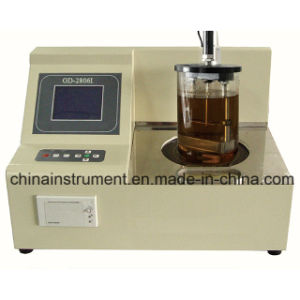 Fully Automatic Softening Point Analyzer for Bitumen/ Asphalt pictures & photos