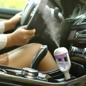 Car Accessories Portable Fragrance Aroma Diffuser Ultrasonic Humidifier pictures & photos