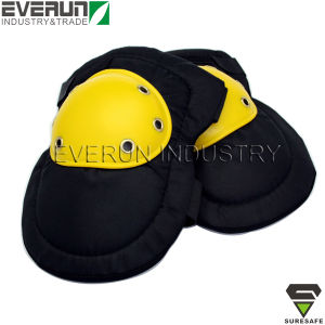 PE Shell EVA Liner Knee Pads Knee Guard (ER9907) pictures & photos