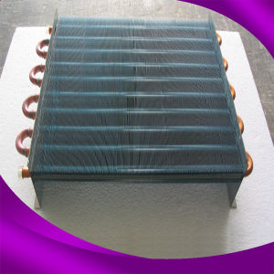 Fin Evaporator and Condenser Fan Coil of Air-Conditioner