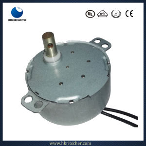1-6rpm AC Motor for Motorized Valve Actuators pictures & photos