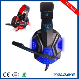 PC780 Surround Sound Professional Gaming Headphone with Mic LED Light pictures & photos