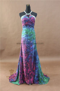 China Factory OEM Ladies/Women Bridesmaid Formal Evening Dress