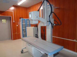Dr High-Frequency Digital Radiography X-ray Machine System pictures & photos
