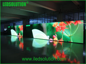 Lightweight P6.25 Indoor Die-Cast LED Screen pictures & photos