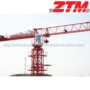 Large Topless Tower Crane Though ISO9001 (TC7025)