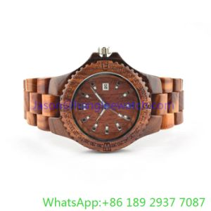 Hot Fashion Wooden Watch, Best Quality Watch Ja- 15102 pictures & photos