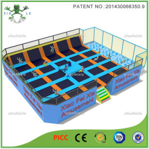Factory Price Professional Olympic Trampolines pictures & photos