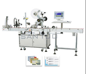 Card Printing and Labeling System