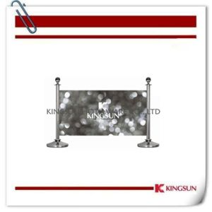 Hotel Products for Guest Coffee Cafe Barrier Banner pictures & photos