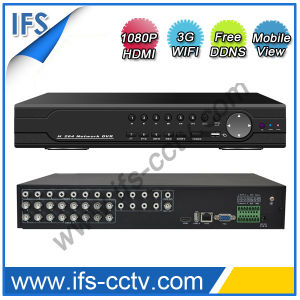 16CH 960h P2p Standalone DVR with 3G (ISR-5216D) pictures & photos
