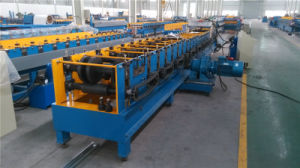 Hot Sale C Purlin Cold Roll Forming Machine Line Machinery pictures & photos