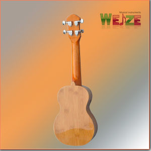 Bamboo Plywood Four Stringed Guitar pictures & photos