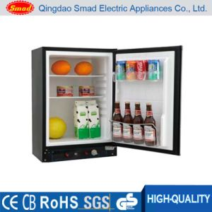 Compact Kitchen Absorption Gas and Electric Minibar Refrigerator pictures & photos